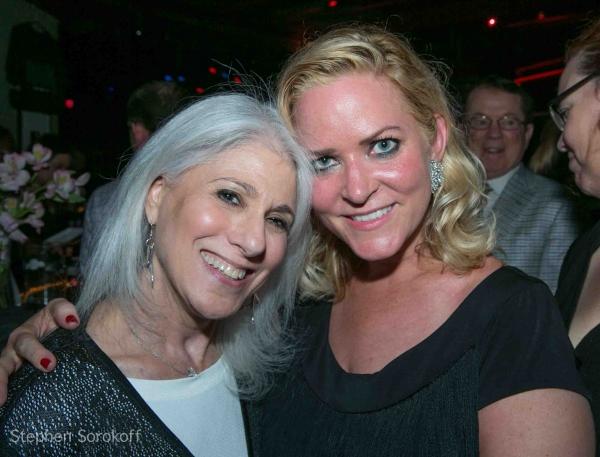 Photo Flash: Colleen McHugh Visits Birdland